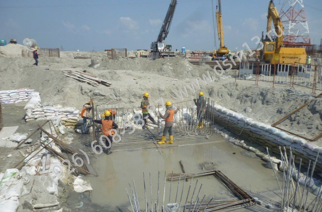 Купить бетон М400 В30 с доставкой в Москве цена за 1 м3
